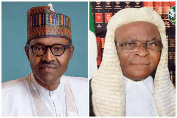 Senate Confirms Tanko Muhammad As The New Chief Justice of Nigeria 1