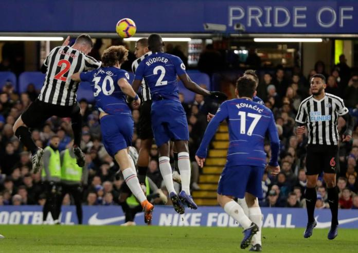 Chelsea 2 Newcastle 1: Willian's Stunner Gives Blues The Winner Against Resilient Magpies 2