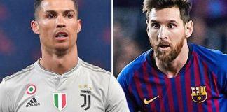 """Messi Made Me A Better Player"", Cristiano Ronaldo Admits"