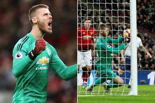 'This Is The Real Manchester United' - David De Gea Reacts After Red Devils Batter Tottenham  1