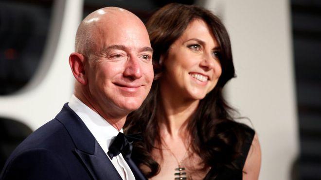 Most Expensive Affair In The World! Jeff Bezos' 'Secret Fling' With Lauren Sanchez, Sparks $140bn Divorce 4