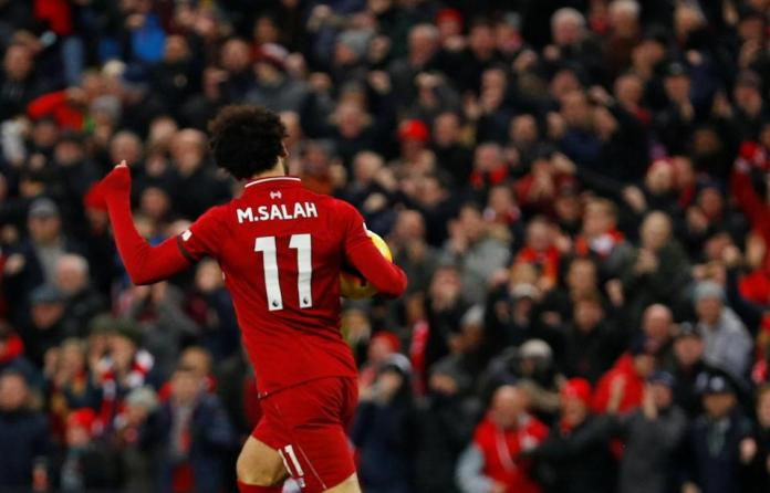 Liverpool 4 Crystal Palace 3: Reds Edge Past Eagles In PulsatingThriller At Anfield 4