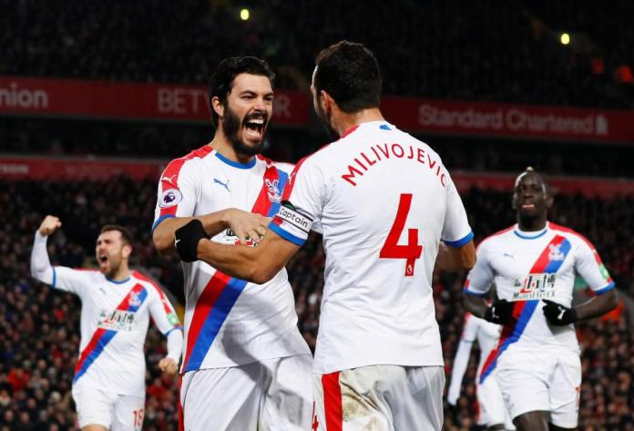 Liverpool 4 Crystal Palace 3: Reds Edge Past Eagles In PulsatingThriller At Anfield 2