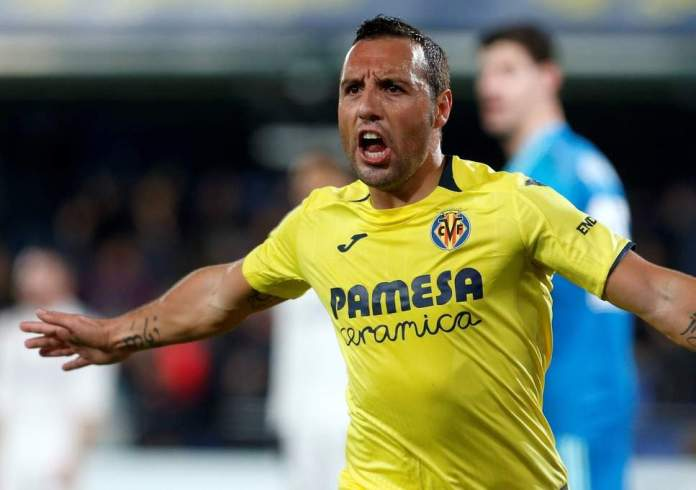 Real Madrid Frustrated By Villareal As They Played Out A 2-2 Draw, With Cazorla Netting A Brace 1