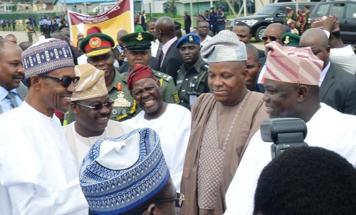 We'll Improve Lives With High Impact Facilities Says Muhammadu Buhari In Lagos 4