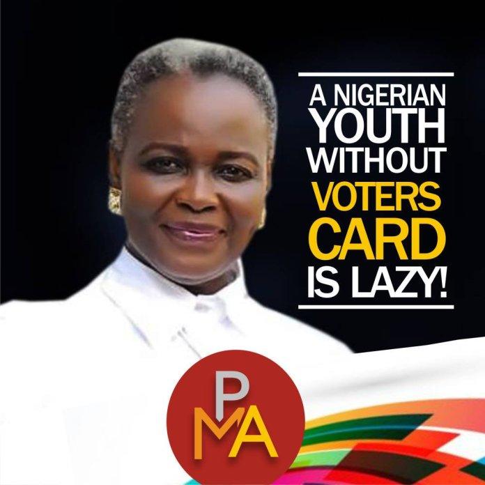 2019 Presidential Candidate: Meet Presidential Aspirant, Mercy Adesanya- Davies 3