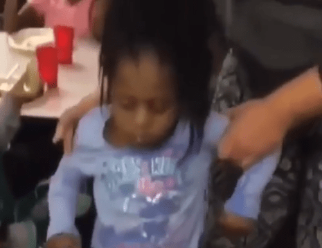 Child Abuse: Watch The Disturbing Video Of A Daycare Worker Abusing A Child 1