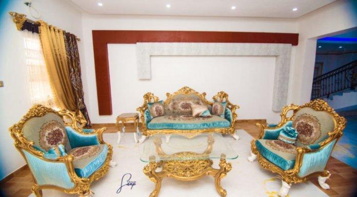 Checkout Stunning Images of Footballer Emmanuel Emenike's Newly Built Mansion 6
