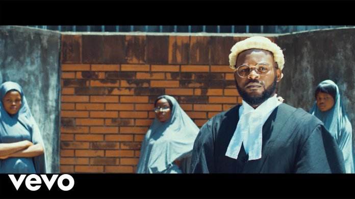 #SexForGrades: Troll Drags Falz For Not Reacting, He Finally Speaks Up