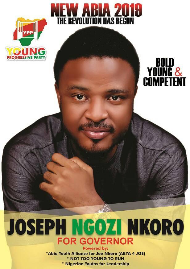 2019 Abia State Governorship Election: Meet Governorship Aspirant,Joseph Nkoro 2