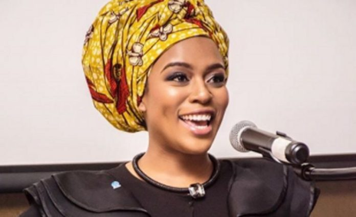 Our Common Language Is Hope, Love And Human Ability To Overcome Challenges- Nomzamo Mbatha Becomes UN Goodwill Ambassador 5