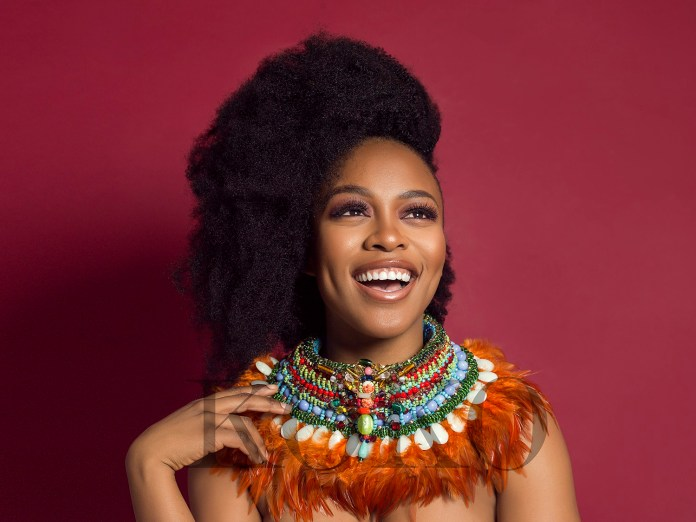 Our Common Language Is Hope, Love And Human Ability To Overcome Challenges- Nomzamo Mbatha Becomes UN Goodwill Ambassador 4