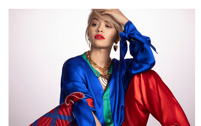 Big Moves! Rita Ora Is Stunning As She's Named The Face of Escada 4