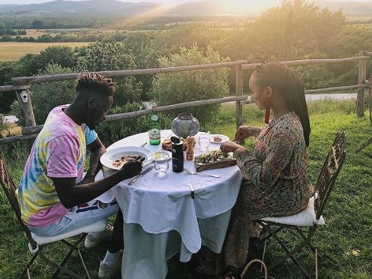 2 Years And Still Counting, Mr Eazi And Temi Otedola Celebrates Dating Anniversary 4