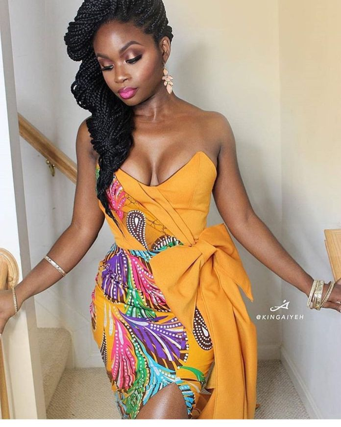 Ankara Style: The Best 2019 Designs That You Should Be Rocking 11