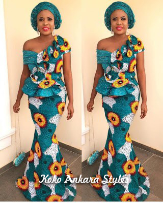 Ankara Styles: Spice Up Your Wardrobe With These Latest 2019 Designs 2