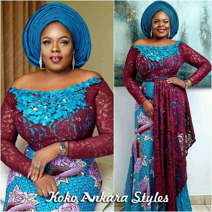 Ankara Style: The Best 2019 Designs That You Should Be Rocking 12