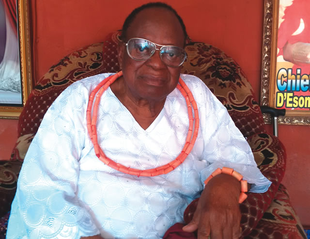 Self Confessed Witches And Wizards Are To Be Treated With Respect Not Killed- Edo High Chief 1