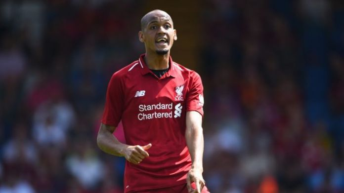 Liverpool Need To Make Changes To Improve Title Winning Hopes- Fabinho 3