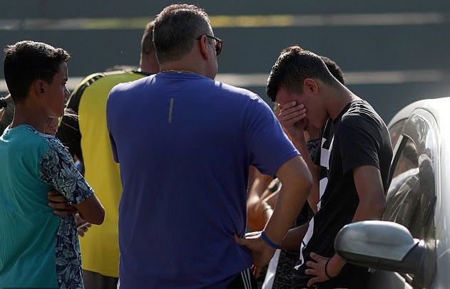 Tragedy Hits Brazilian Club Flamengo As Fire Kills 10 At Team's Training Center 3