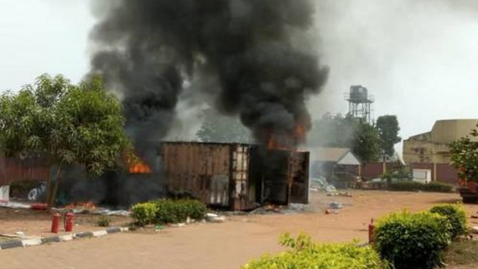 INEC Fire: It Is Impossible for INEC Offices To Be Burnt Accidentally Only In States Where PDP And Atiku Are Expected To Win - Reno Omokri 2