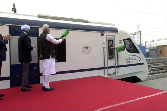 Not Funny! India's Fatest Train Breaks Down On First Trip 2