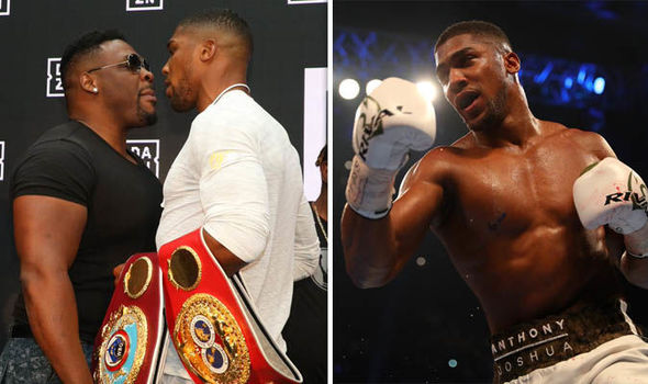 Anthony Joshua To Fight Jarrell Miller On June 1 At NYC'sMadison Square Garden 2