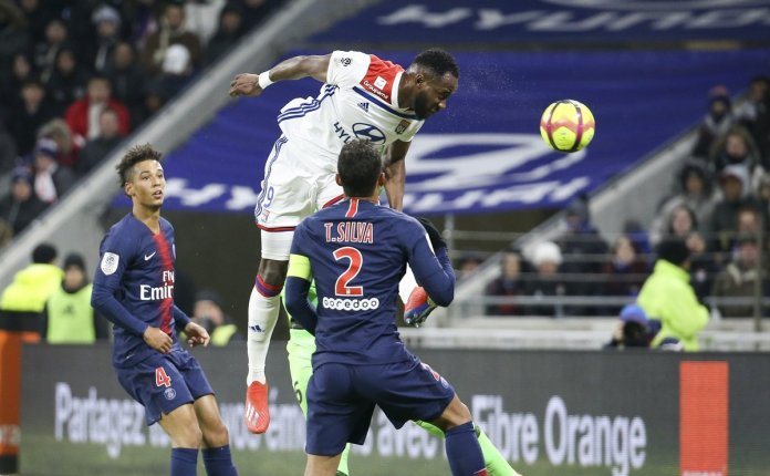 Ligue 1: Lyon Ends PSG's Unbeaten Run Dembele And Nabil Fekir Stars 1