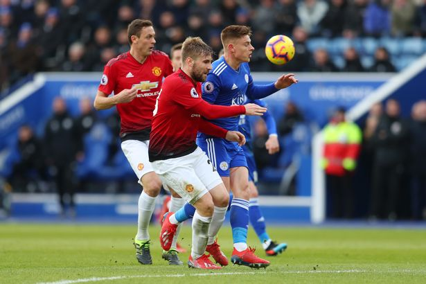 Ole Solskjaer Says His Not Happy Despite Victory Over Leicester City 3