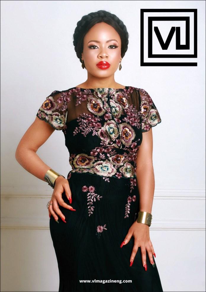 BBNaija's Nina Covers Latest Issue Of VL Magazine 2