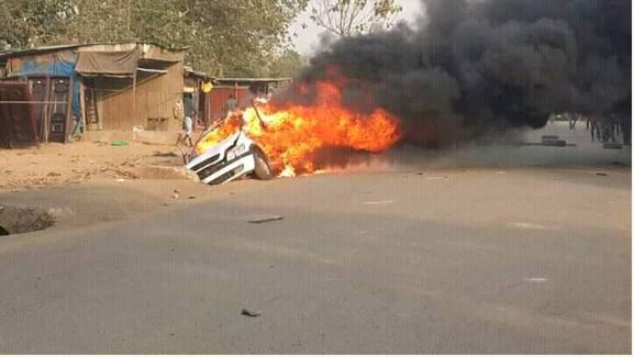 How Peter Obi Narrowly Escapes Death In Abuja 2