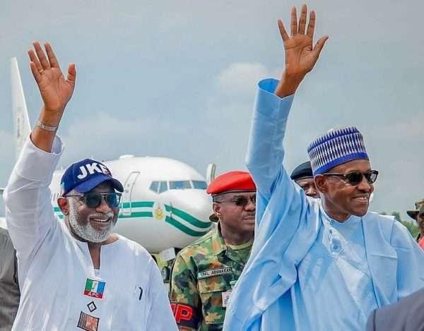 We'll Improve Lives With High Impact Facilities Says Muhammadu Buhari In Lagos 3