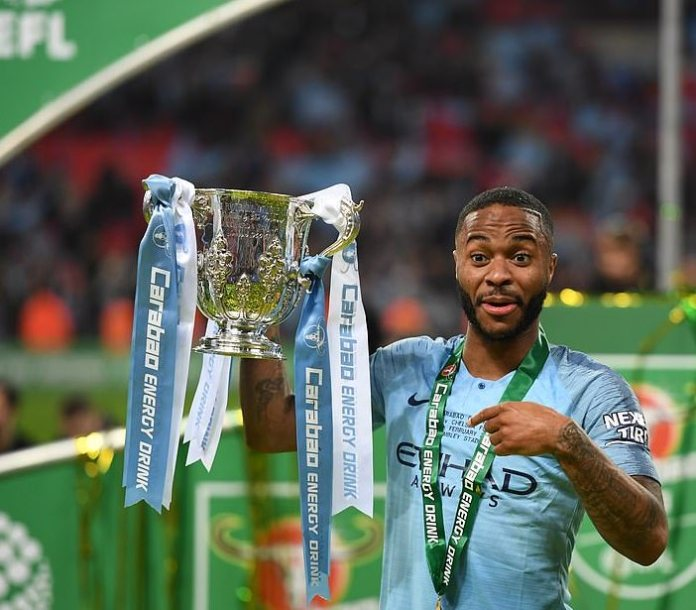 "I Was A ""Massive Man Utd"" Fan As A Kid, Says Raheem Sterling 1"