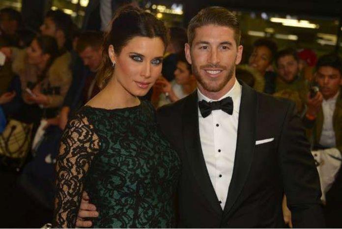 Spain And Real Madrid Skipper Sergio Ramos Set To Marry His TV Host Girlfriend Pilar Rubio 2