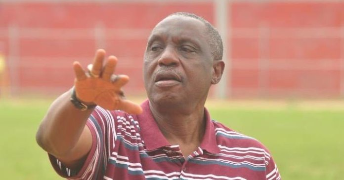 Taiwo Ogunjobi Was A Humble Technocrat Who Dedicated His Life To Football - Solomon Dalung 1