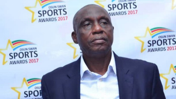 Taiwo Ogunjobi Was A Humble Technocrat Who Dedicated His Life To Football - Solomon Dalung 3