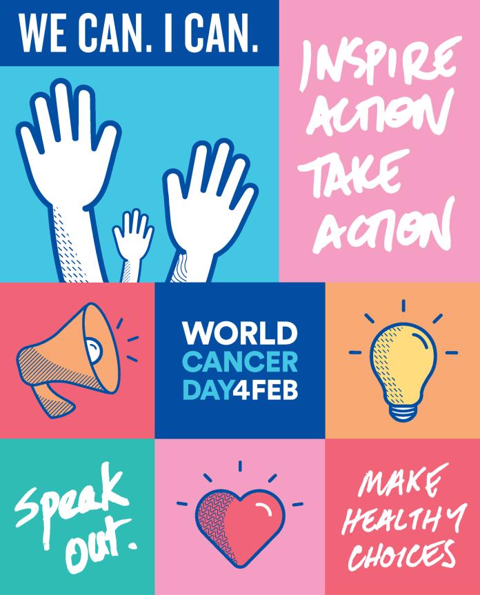 World Cancer Day 2019: Challenge Cancer 1
