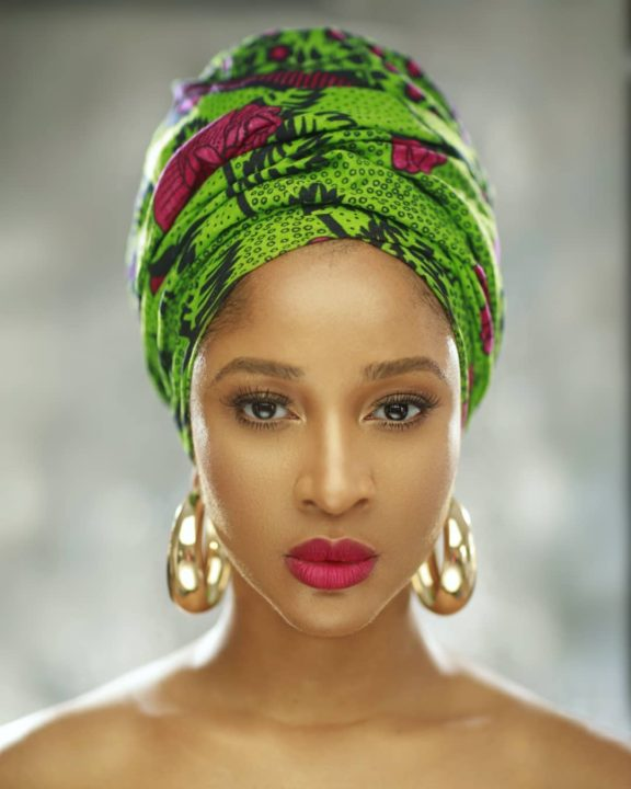 Nigeria To The World! Adesua Etomi Graces Vogue April Issue As They Celebrate Global Talent 1