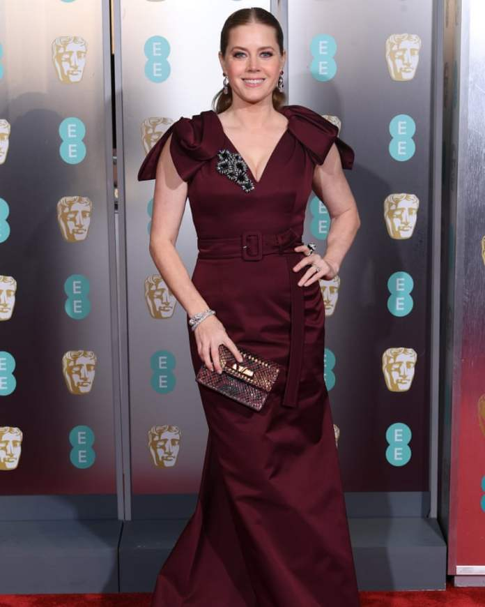 Bafta 2019: See The Red Carpet Looks From Celebrities At The Event 8