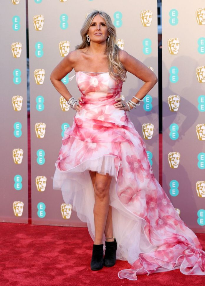 Bafta 2019: See The Red Carpet Looks From Celebrities At The Event 19