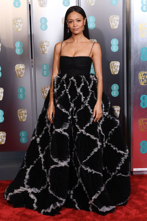 Bafta 2019: See The Red Carpet Looks From Celebrities At The Event 12