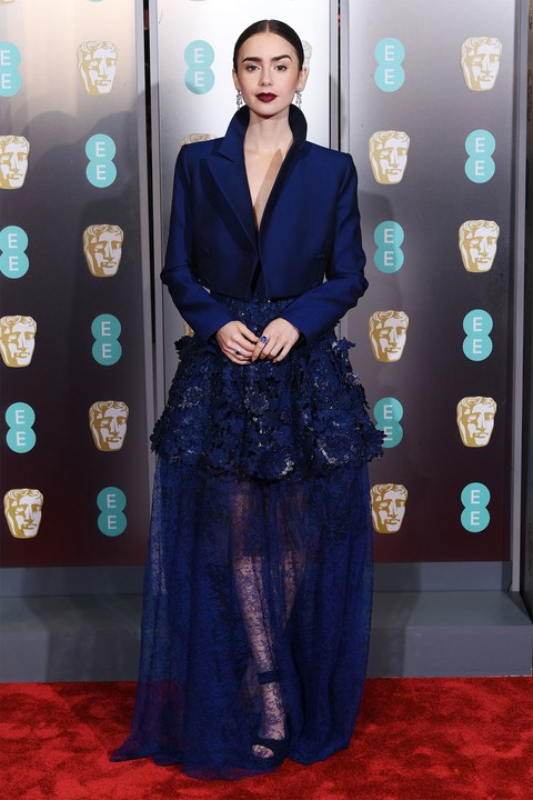 Bafta 2019: See The Red Carpet Looks From Celebrities At The Event 17
