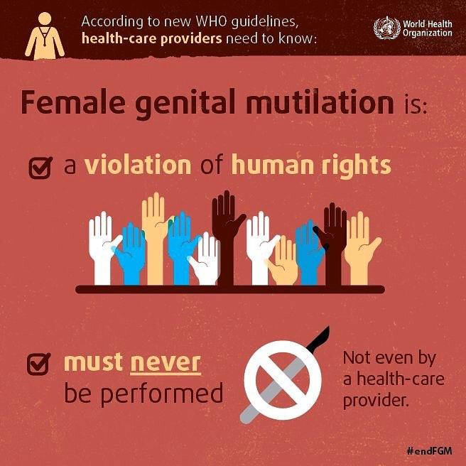 International Day Of Zero Tolerance To FGM: KOKO Says No To Female Genital Mutilation 2