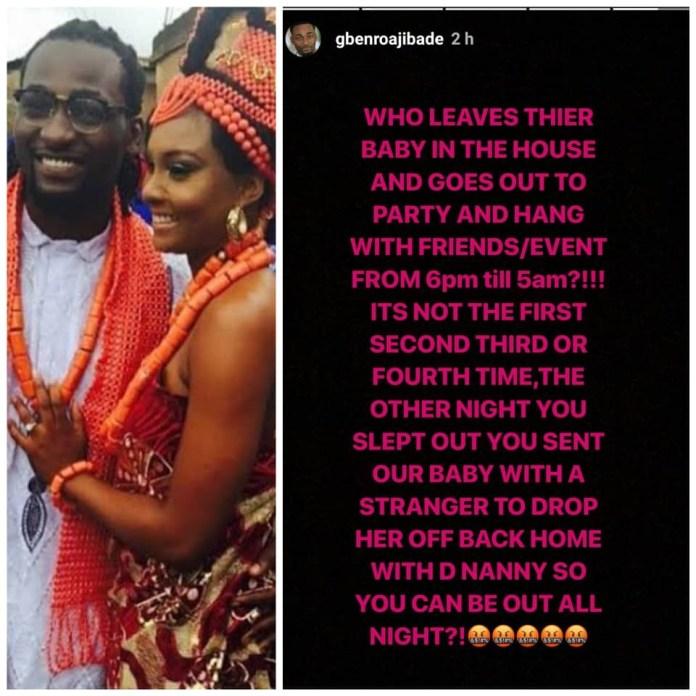 Gbenro Ajibade Confirms He's Divorced From Osas Ighodaro 2