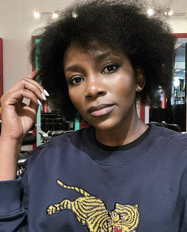 Celebrity Beauty Of The Day : Genevieve Nnaji Has Many Swooning Over Her Natural Beauty 1