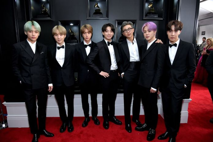 Grammy 2019: See The Stunning Looks On The Grammy Red Carpet 13