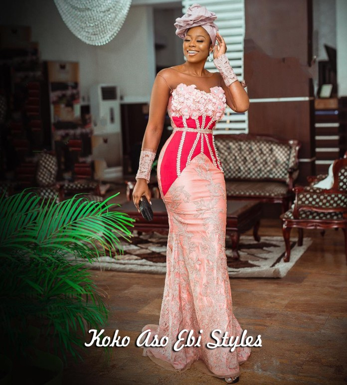 Aso Ebi Slay: These Five New Styles Are A Definite Show-Stopper 5