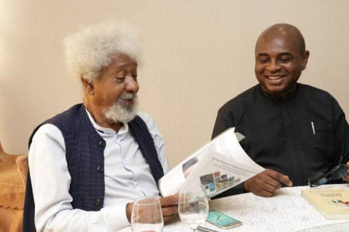 There Is More Chance Of Me Winning Now - Moghalu To Soyinka 1