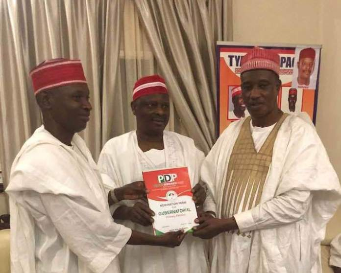Court Nullifies Kwankwaso's Son In-law As Kano State PDP Guber Candidate 2