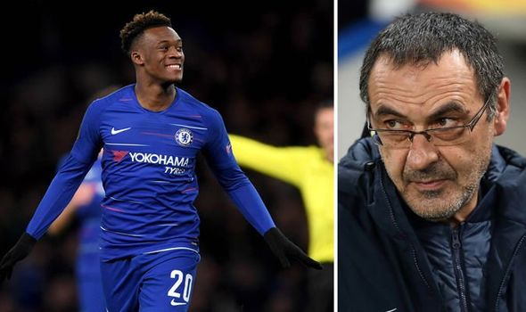 #Racism: UEFA Probes The Alleged Racial Abuse Of Callum Hudson-Odoi At Dynamo Kiev 2